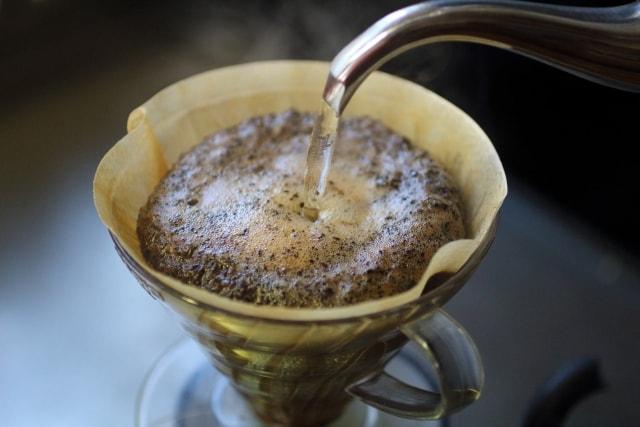 カフェ バイト コーヒー